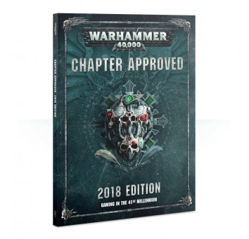 Warhammer 40,000: Chapter Approved  (Softback) English
