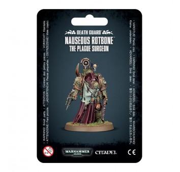 Nauseous Rotbone, the Plague Surgeon - фото 4