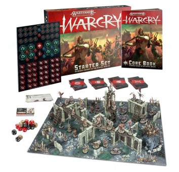 Warcry Starter Set (Russian)