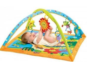 Развивающий коврик с дугами Солнечный день Tiny Love