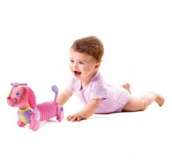 Интерактивный щенок Фиона / Follow Me Fiona - Tiny Princess