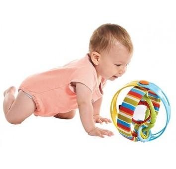 Развивающий мяч Tiny Love Rock & Ball