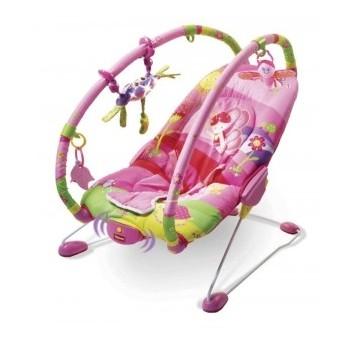 Массажное кресло Маленькая принцесса Tiny Love