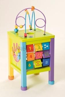 """Развивающий стол """"Веселая арифметика"""""""