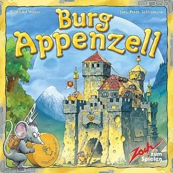 Burg Appenzell (Сырный замок)