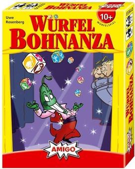 Wurfel Bohnanza