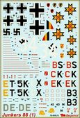 Junkers Ju-88 decal (part 1)