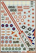 MiG-21 decal (part 1)