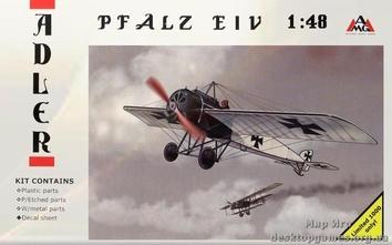 Самолет Pfalz E.IV