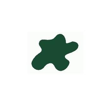 Краска Mr.Color, цвет: Зелёный морской авиации (авиация, Япония, ІІ Мировая), тип: Полуматовый