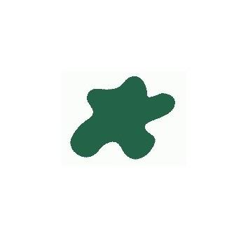 Краска Mr.Color, цвет: Зелёный Армейской авиации (авиация, Япония, ІІ Мировая), тип: Полуматовый