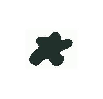 Краска Mr.Color, цвет: Серо-зелёный (авиация, Германия, ІІ Мировая), тип: Полуматовый