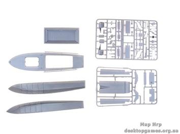 Вооруженная скоростная лодка НКЛ-27 - фото 2