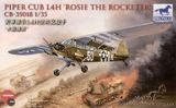 Piper Cub L4H «Rosie the Rocketeer«