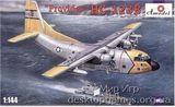 HC-123B «Provider» Транспортный самолёт ВВС США.