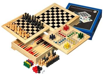 Игры из дерева дорожные  Philos 3104