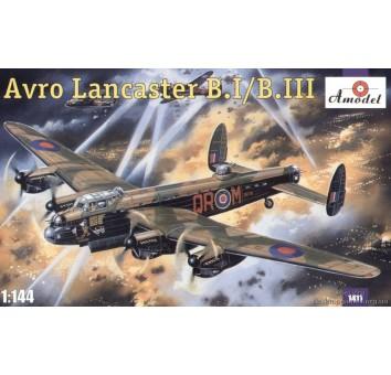 Дальний тяжелый бомбардировщик ВВС Англии Avro Lancaster B.I/B.III