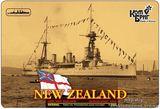 Линейный крейсер HMS New Zealand Battlecruiser (Полная версия корпуса)