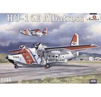 HU-16E Albatros Самолет амфибия ВМС США.