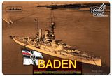 """Линейный корабль """"Баден"""" (Baden)"""