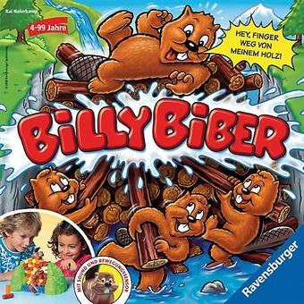 Бобёр Вилли (Billy Biber)