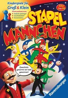 Пляшущие Человечки (Stapelmännchen)