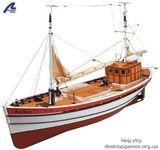 Сборная модель корабля HELLEN (Хелен)