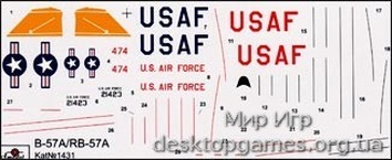 B-57A / RB-57A Night intruder - фото 2