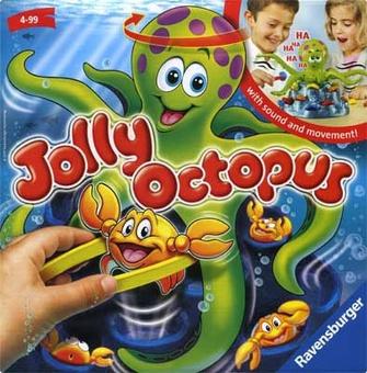 Осьминог Жолли (Jolly Octopus)