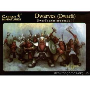 Dwarves (Гномы)