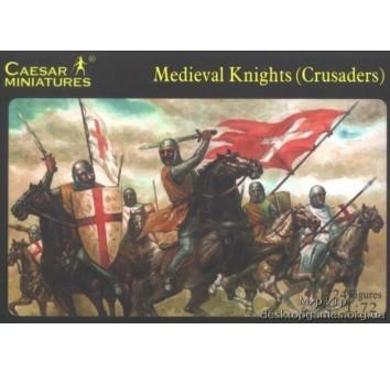 Крестоносцы (средневековый рыцарь)