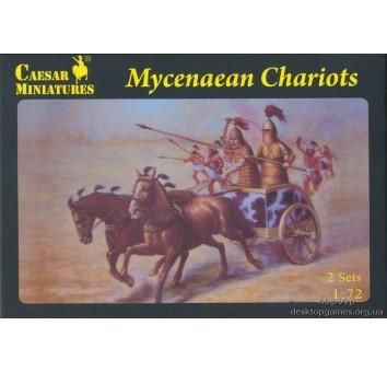 Микенская колесница