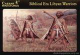 Biblical Era Libyan Army