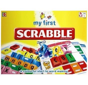 First Scrabble (Скреббл для малышей)