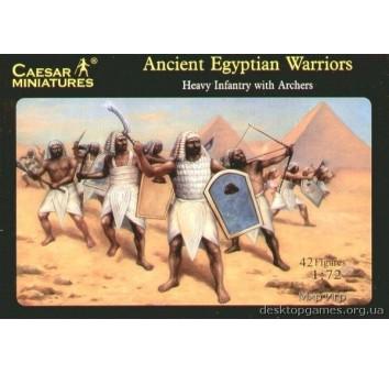 Древнеегипетские воины (New Kingdom Era)