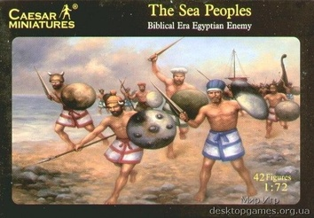 Egyptian enemy: The Sea People
