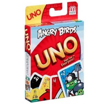 Уно. Сердитые Птицы (UNO. Angry Birds)