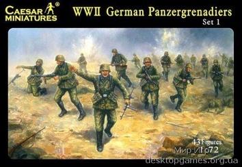 Немецкая мотопехота Второй мировой войны 1