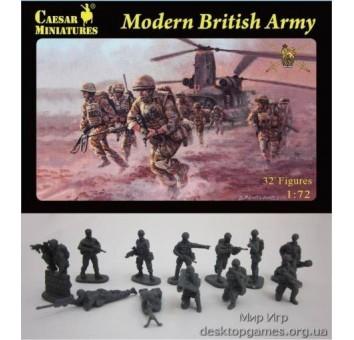 Современная британская армия