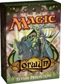 Magic: The Gathering Preconstructed Deck Lorwyn Elvish Predation
