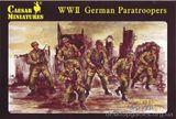 Немецкие парашютисты Второй мировой войны