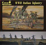 WWII Italian Infantry