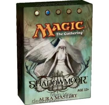 Magic: The Gathering Preconstructed Deck Shadowmoor Aura Mastery