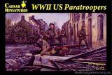 Американские парашютисты. Вторая Мировая война