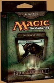 Magic: The Gathering Стартовая колода M2010 «Ярость Природы»