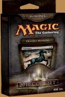 Magic: The Gathering Стартовая колода M2010 «Приспешники Смерти»