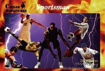 Спортсмены (набор №1)