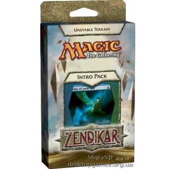 Magic: The Gathering Начальный набор Zendikar Unstable Terrain