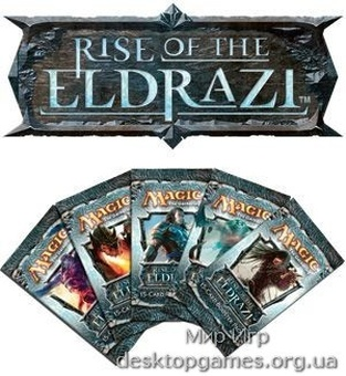 Magic: The Gathering Rise of the Eldrazi Booster Rus