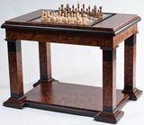 """Шахматный стол-трансформер """"Троя"""""""